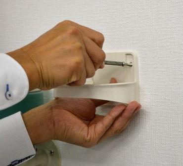 アルボース石鹸液G-N用泡タイプハンドソープボトル ホルダーセットP-1 1000ml[空容器]