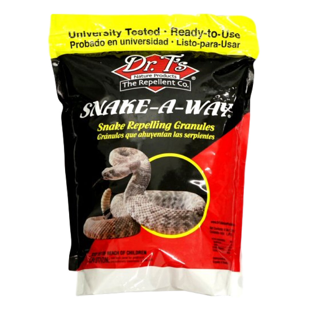 ヘビ用忌避剤 スネークアウェイ 1.8kg ヘビよけ 毒蛇よけ