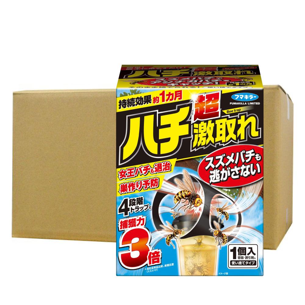 フマキラー ハチ超激取れ 1個入×12個