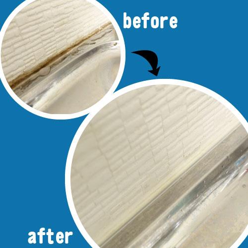 カビとり一発 500g×2本セット プロ用かび除去剤 カビ取り剤