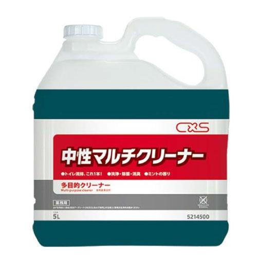 シーバイエス クルー中性マルチクリーナー 5L/ボトル