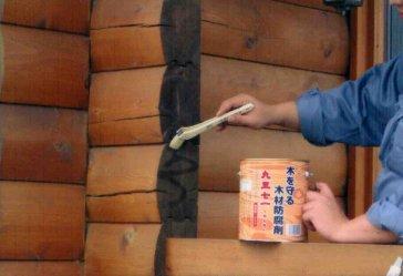 木材防腐剤 九三七一 くさんない 2L缶 木材防腐 防カビ