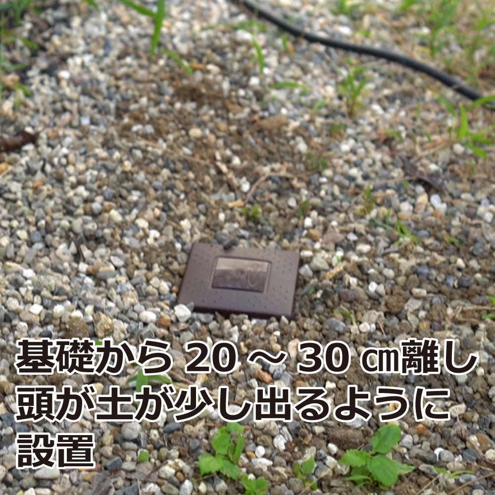 シロアリハンター 3個入×6箱