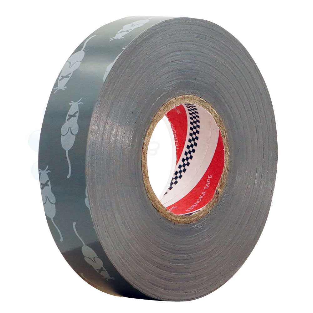 防鼠ビニルテープ [19mm×20m/巻][ネズミ防除]