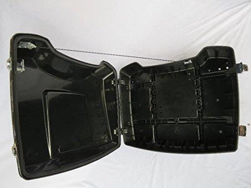 harley ツーリング ツアーパックセット薄型キーバックレストあり