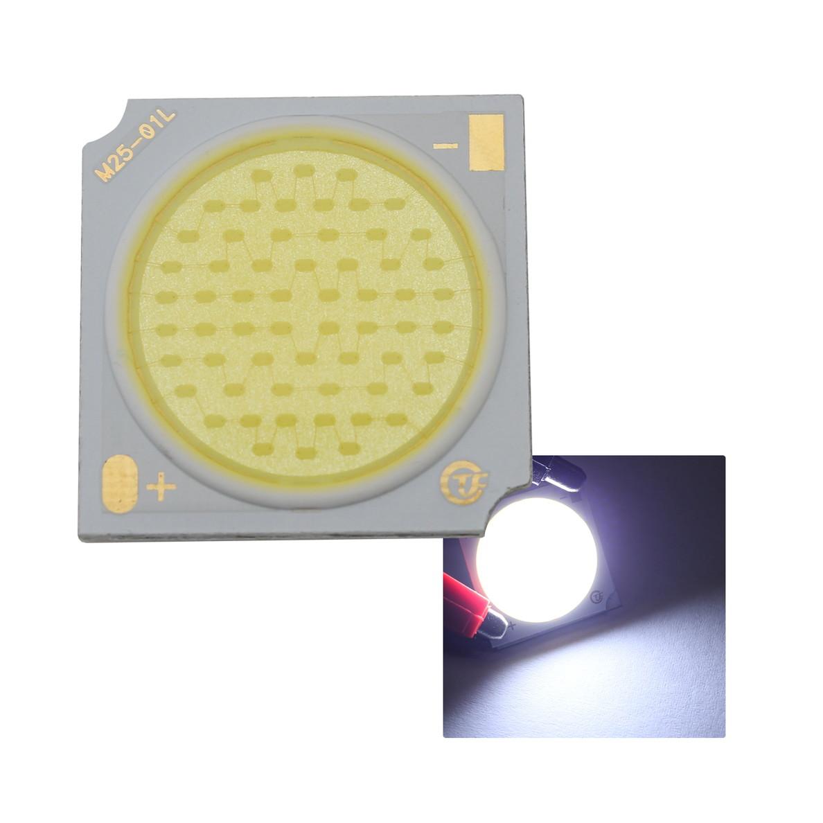8581(1個) COB ショーケース用 LED (鮮魚向け) 1919 (30W) 9000-12000K 110-120LM/W 30-34V 960mA 90Ra
