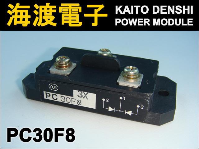 PC30F8 (1個) パワーサイリスタモジュール 日本インター 【中古】
