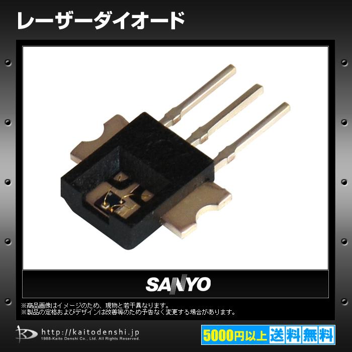 Kaito7637(10個) レーザーダイオード [SANYO DL-3150-127E]