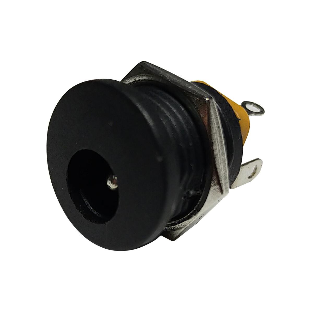 8996(50個) パネル取り付け型 DCジャック メス(13.7mm) 5.5-2.1mm対応