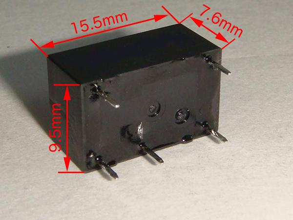 Kaito7475(10個) リレー 24VDC G6E-134P-US [OMRON]