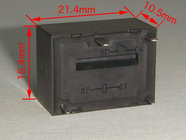 Kaito7480(10個) リレー 24V G5C-1 [OMRON]