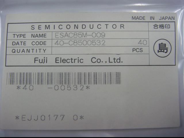 ESAC85M-009(1個) ESAC85M-009 ショットキーバリアダイオード [FUJI]