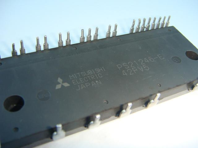 PS21246-E (1個) インテリジェントパワーモジュール MITSUBISHI 【中古】