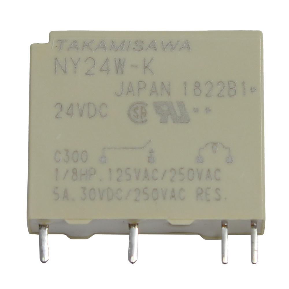 Kaito7488(10個) リレー 24VDC NY24W-K [Takamisawa]