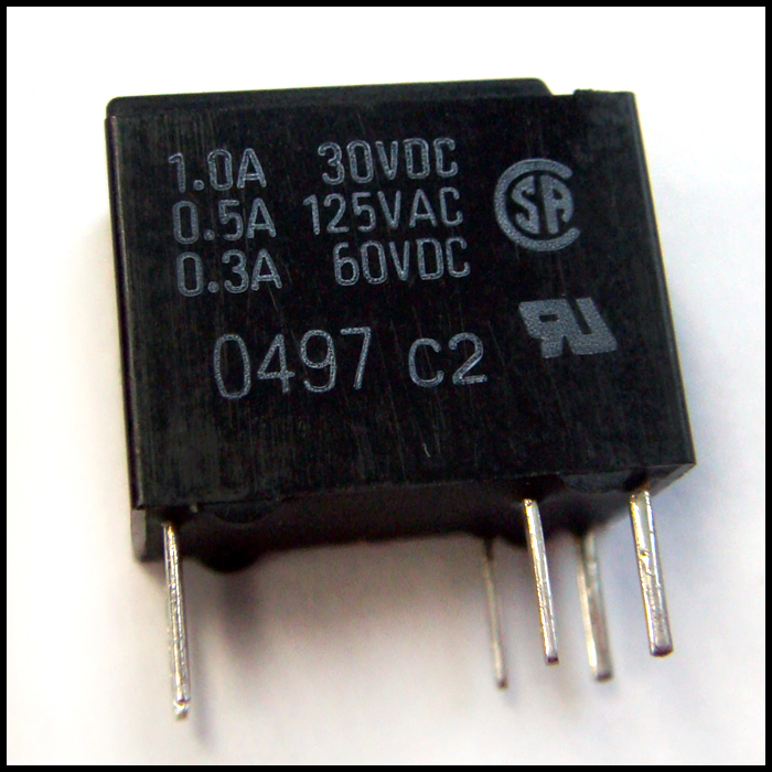 Kaito7470(10個) リレー 3V 50mA G5V-1 [OMRON]