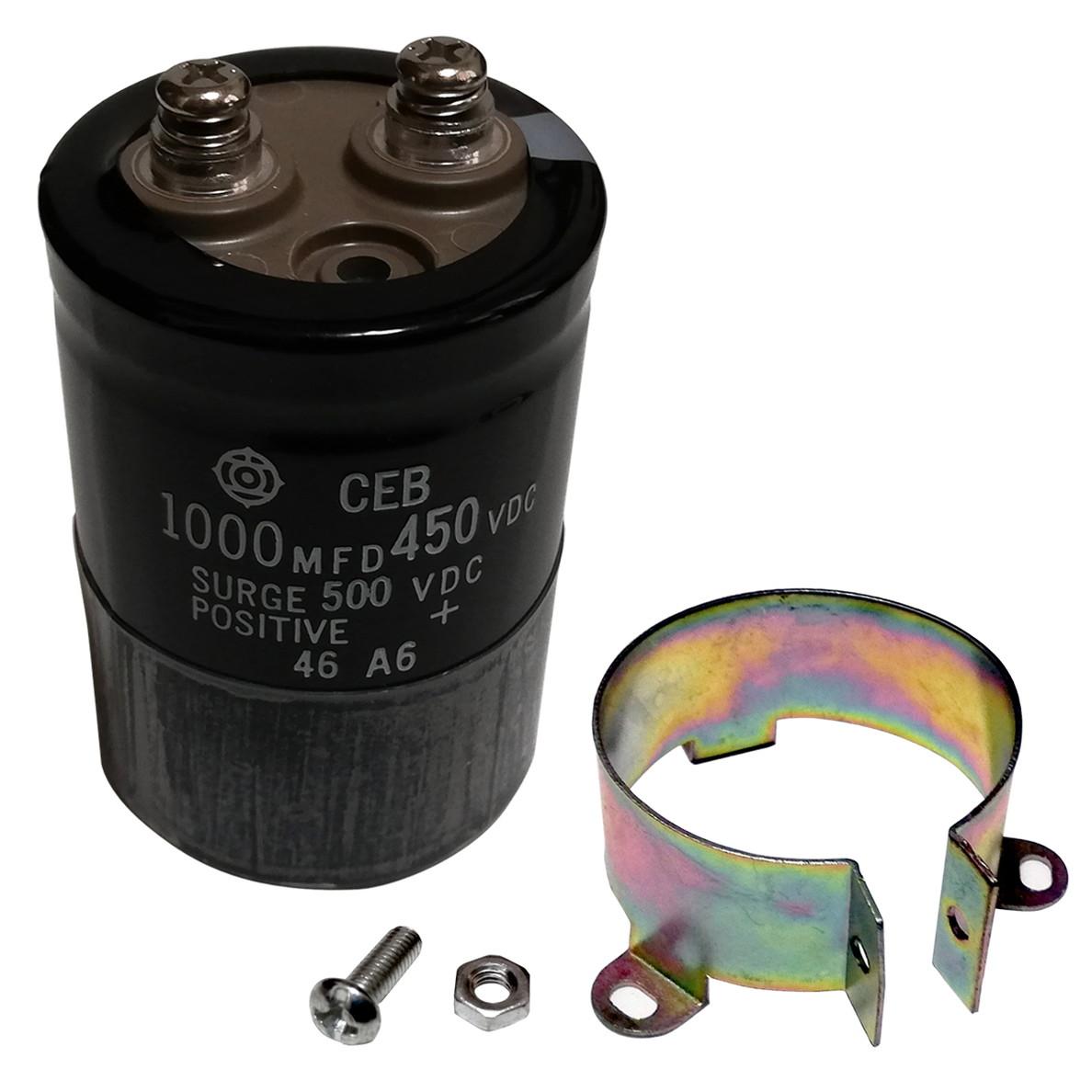 Kaito7274(10個) 電解コンデンサー 450V 1000uF 50×75 [HITACHI]