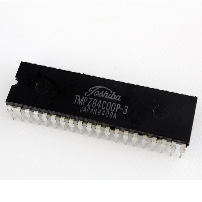 [s160] Microprocessor (TMPZ84C00P-3) TOSHIBA (1個)