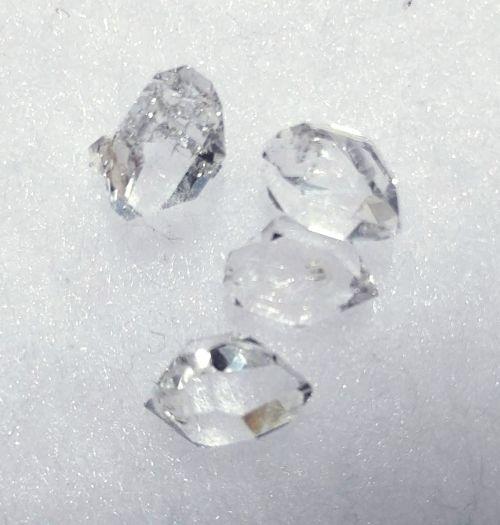 ハーキマー・ダイヤモンド原石(ミニ)