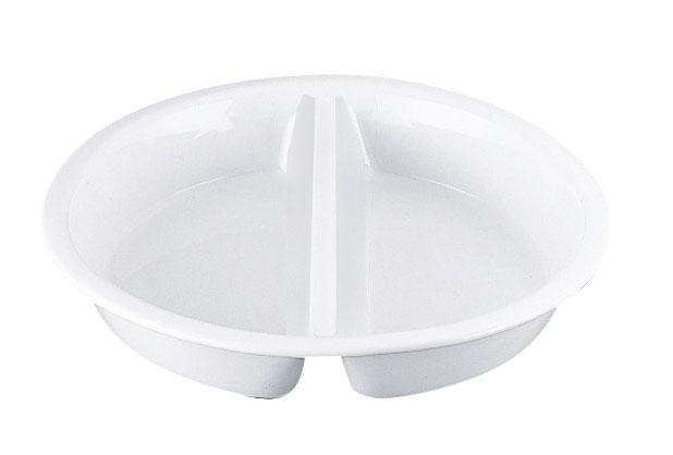 メイフェア 丸型フードパン(丸チェーフィング用陶器)