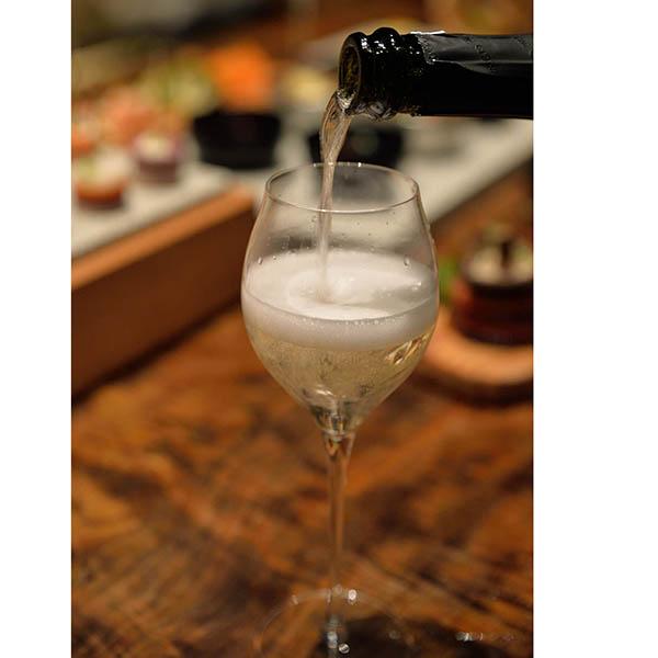 miranda tulipe champagne 10oz<br>ミランダチューリップ・シャンパーニュ