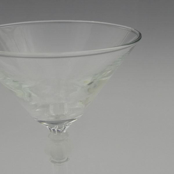 RETRO COCKTAIL CROWN SAND タイプA No.8876 カクテルグラス