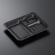 CTガチ弁L IK24-20C2黒セット(透明蓋付き) 1パック(50枚)