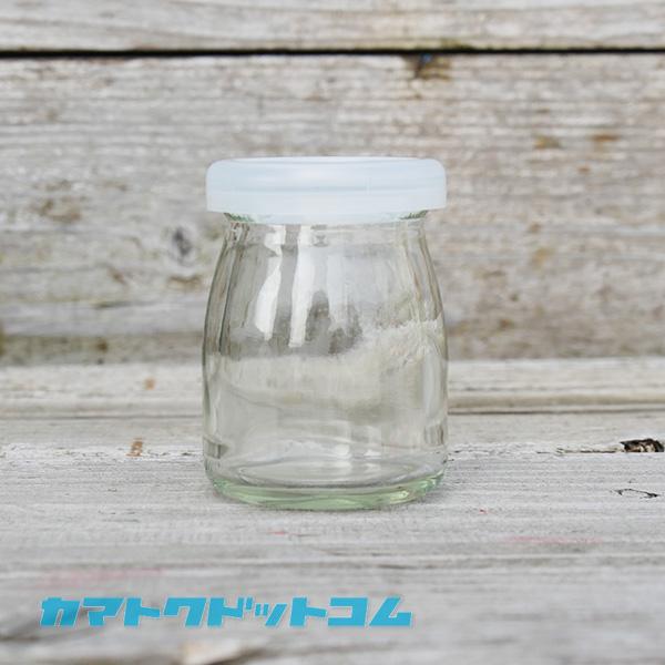 ポリキャップ付きガラス瓶 105 [ワンウェイ] 105セット入り