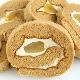 茨城栗のロールケーキ