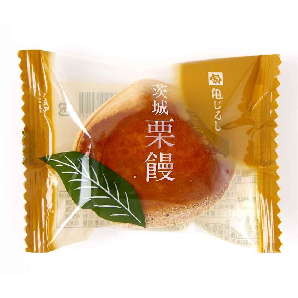 茨城栗饅 (1個入)