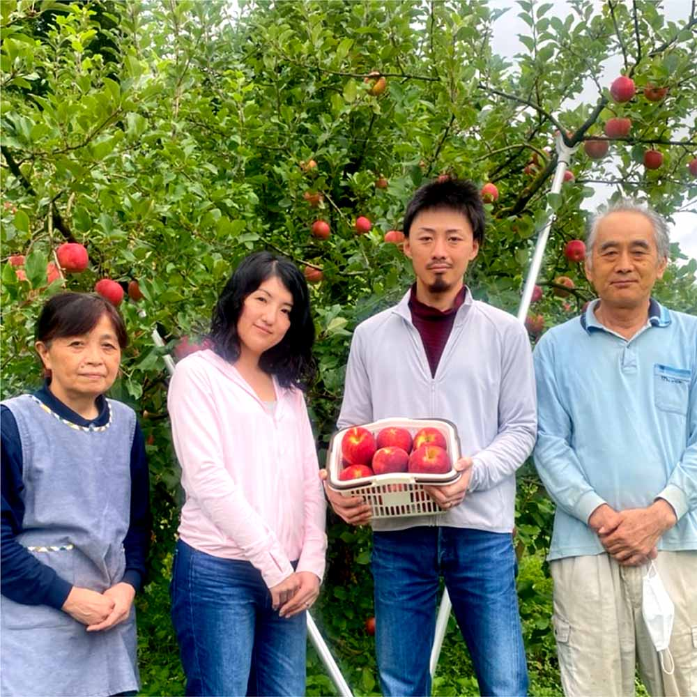りんごどら焼き(3個入)