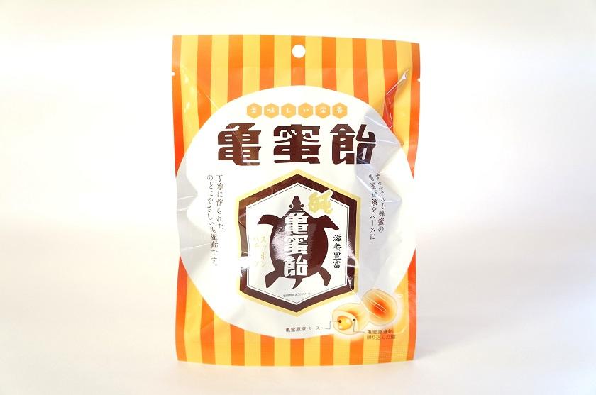 [定期] 2カ月コース 亀蜜飴(80g) × 15袋