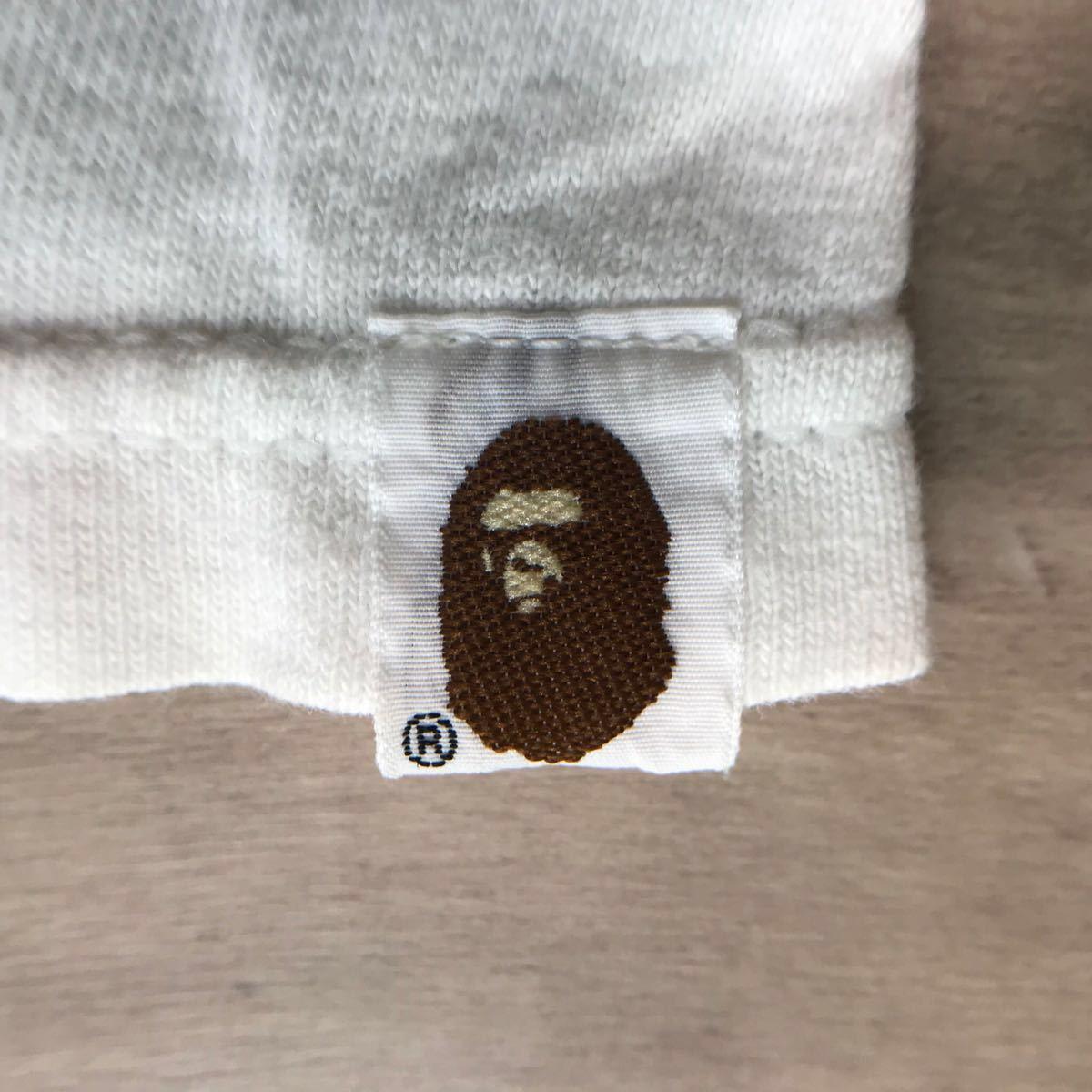 ★激レア★ supreme × bape box logo Tシャツ Lサイズ a bathing ape sta camo psyche シュプリーム ボックスロゴ nigo vintage
