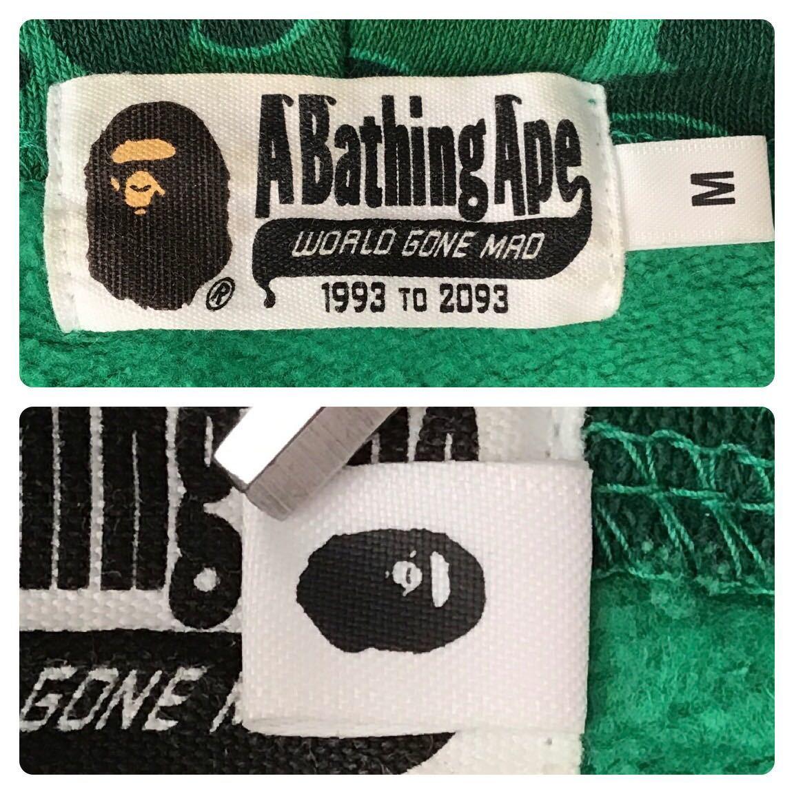 ★渋谷限定★ shibuya city camo シャーク パーカー Mサイズ shark full zip hoodie a bathing ape BAPE エイプ ベイプ 迷彩 2017