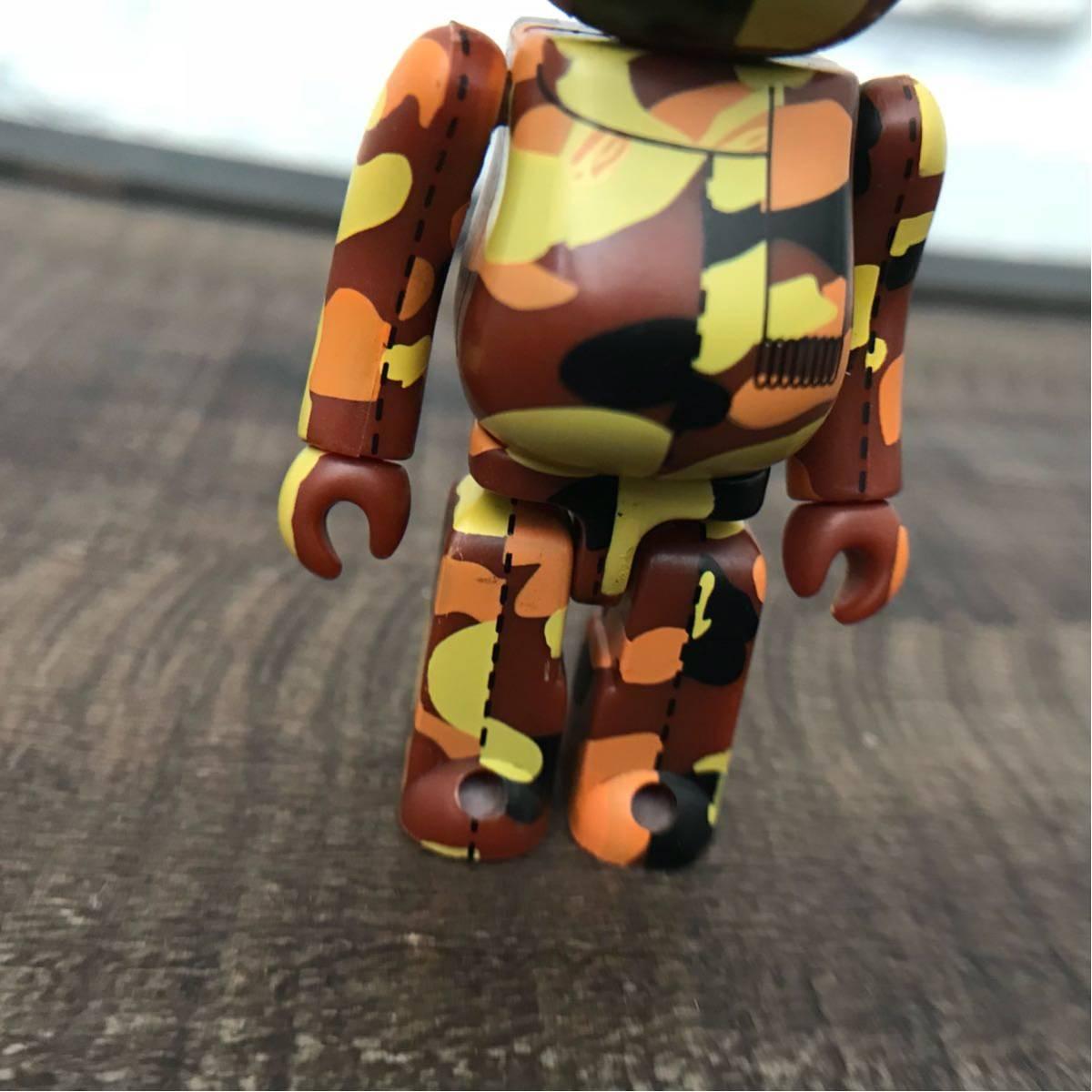 ★激レア★ シークレット BAPE PLAY シリーズ2 ベアブリック 100% BE@RBRICK a bathing ape BAPEcamo メディコムトイ medicom toy