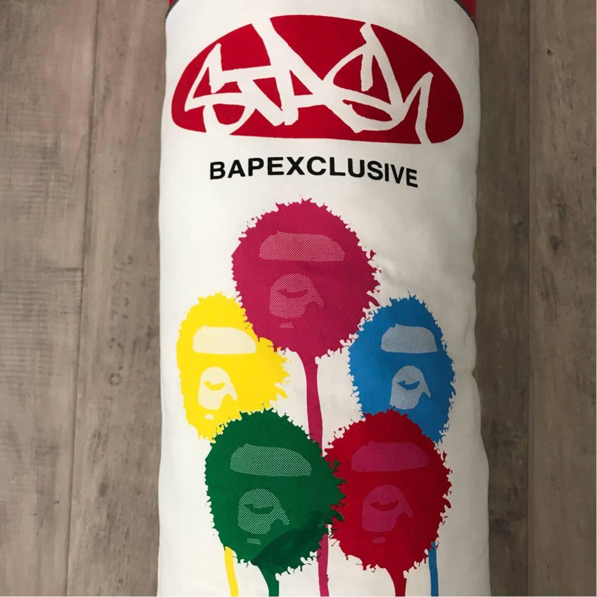 ★激レア★ 特大スプレー缶 クッション stash bape ape エイプ ベイプ futura スプレー 缶 スタッシュ フューチュラ 初期 supreme kaws