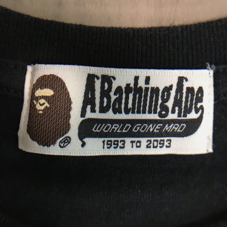 ★激レア★ Disney × a bathing ape レディース Tシャツ bape ディズニー ミッキー D24 エイプ ベイプ ミッキーマウス mickey ABC camo M