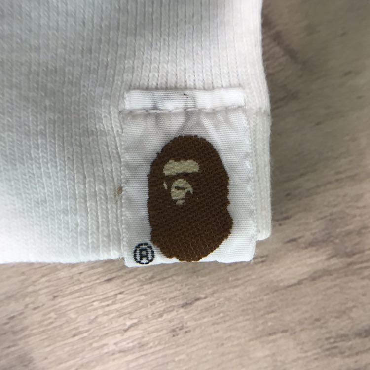 ★激レア★ 初期 unkle × a bathing ape 長袖 Tシャツ Mサイズ bape futura フューチュラ stash エイプ ベイプ アベイシングエイプ