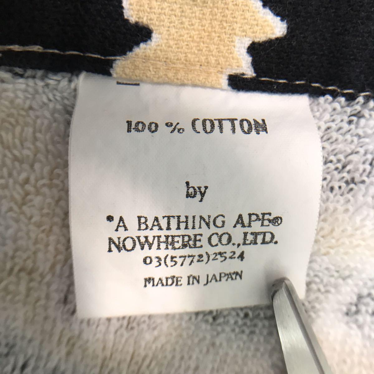 ★新品★ sta camo Beach towel a bathing ape BAPE サイケカモ psyche camo エイプ ベイプ nigo pharrell ビーチ タオル 迷彩 0789