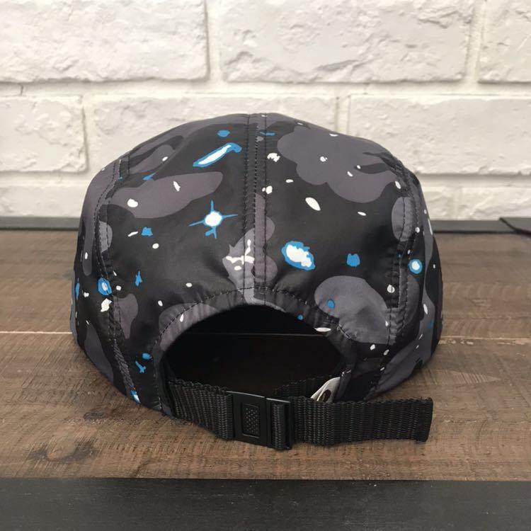 ★蓄光★ space camo jet cap a bathing ape bape スナップバック キャップ スペースカモ 帽子 エイプ ベイプ アベイシングエイプ galaxy