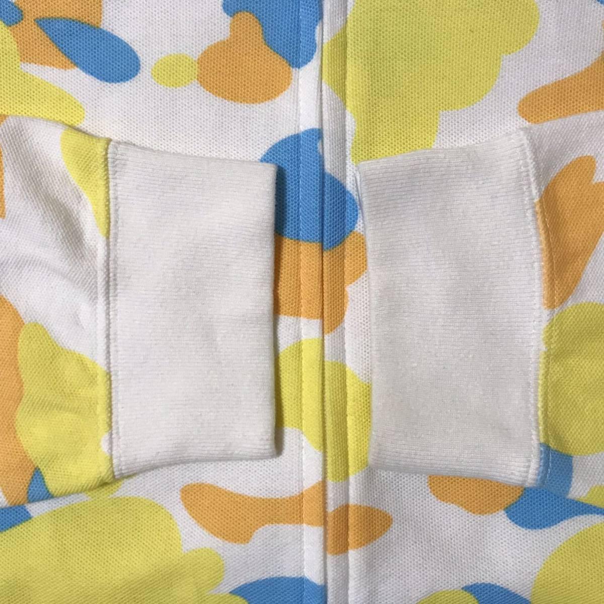 ★札幌限定★ sapporo color camo パーカー Mサイズ a bathing ape bape hoodie ベイプ アベイシングエイプ エイプ 都市限定 迷彩 nigo