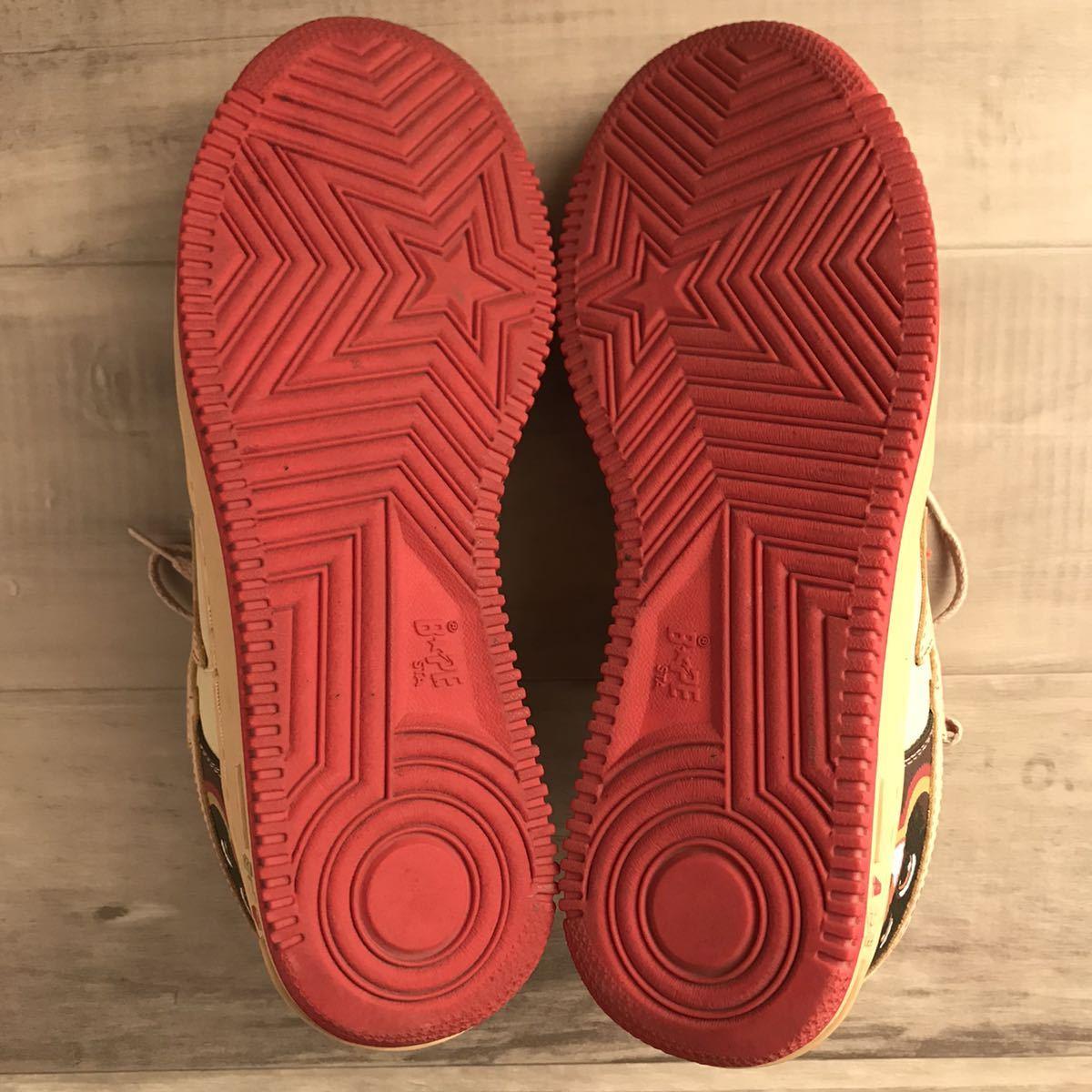 ★激レア★ BAPESTA kanye west 28.5cm a bathing ape BAPE ベイプスタ カニエ エイプ ベイプ スニーカー sneakers College Dropout nigo