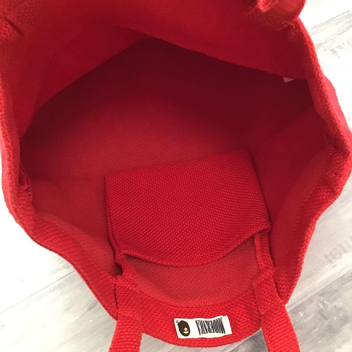 ★激レア★ MODERNICA × BAPE トート バッグ モダニカ tote bag a bathing ape エイプ ベイプ アベイシングエイプ nigo 裏原宿