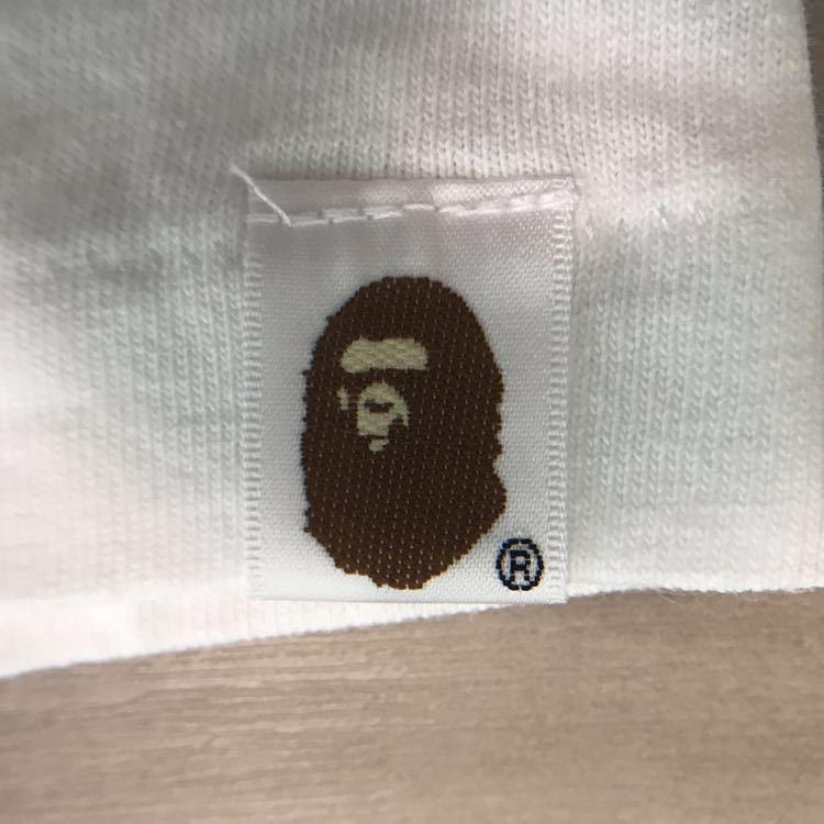 SNOOPY × BAPE サーフボード Tシャツ レディース Sサイズ a bathing ape bape スヌーピー ピーナッツ peanuts ABC camo ABCカモ 迷彩 surf