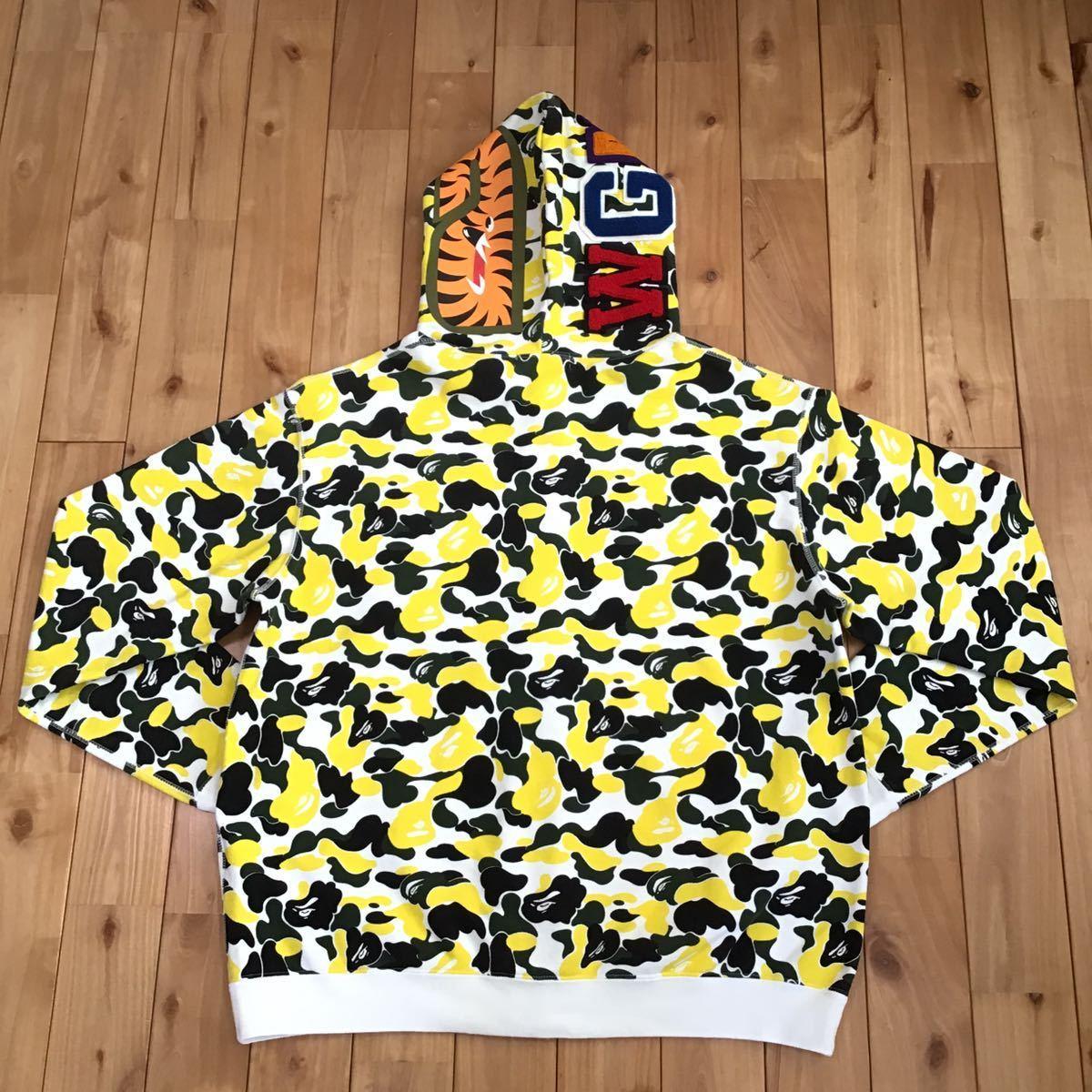 ★熊本限定★ kumamoto city camo シャーク パーカー Lサイズ shark full zip hoodie a bathing ape BAPE エイプ ベイプ 都市限定 迷彩