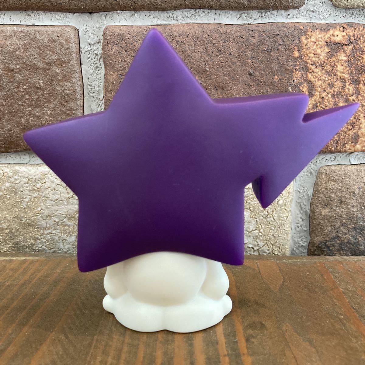 ★激レア★ bapesta フィギュア a bathing ape bape play sta エイプ ベイプ アベイシングエイプ スター star figure nigo purple 963