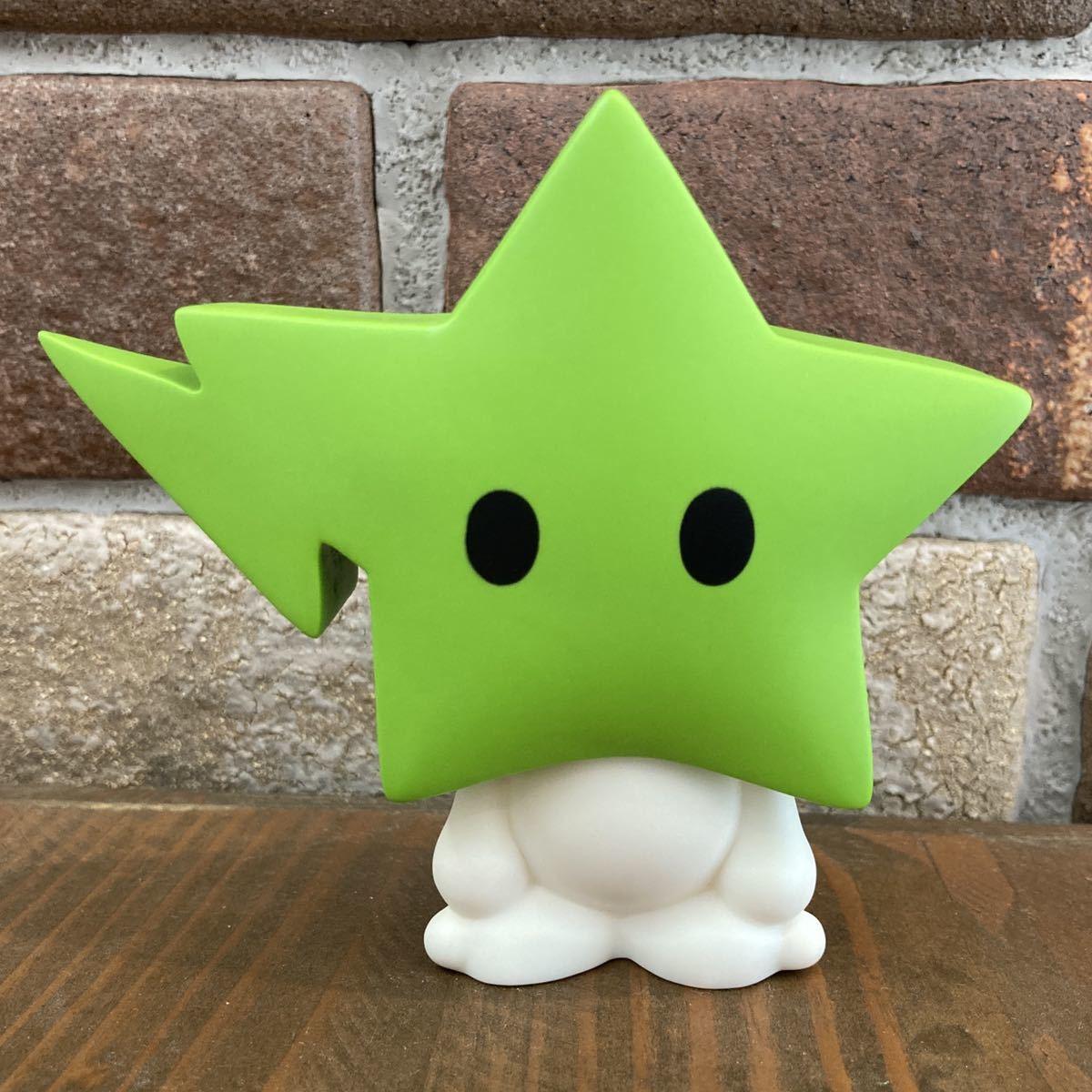 ★激レア★ bapesta フィギュア a bathing ape bape play sta エイプ ベイプ アベイシングエイプ スター star figure nigo green ll2