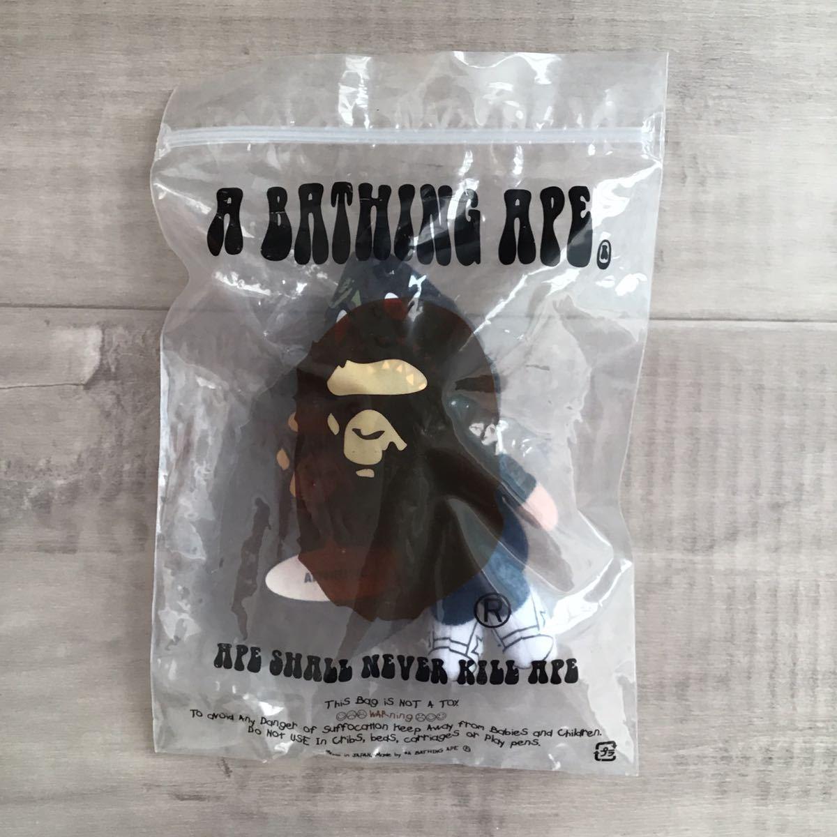 ★新品★ テリヤキ星人 モバイルクリーナー a bathing ape bape teriyaki ストラップ shark hoodie シャーク パーカー エイプ ベイプ