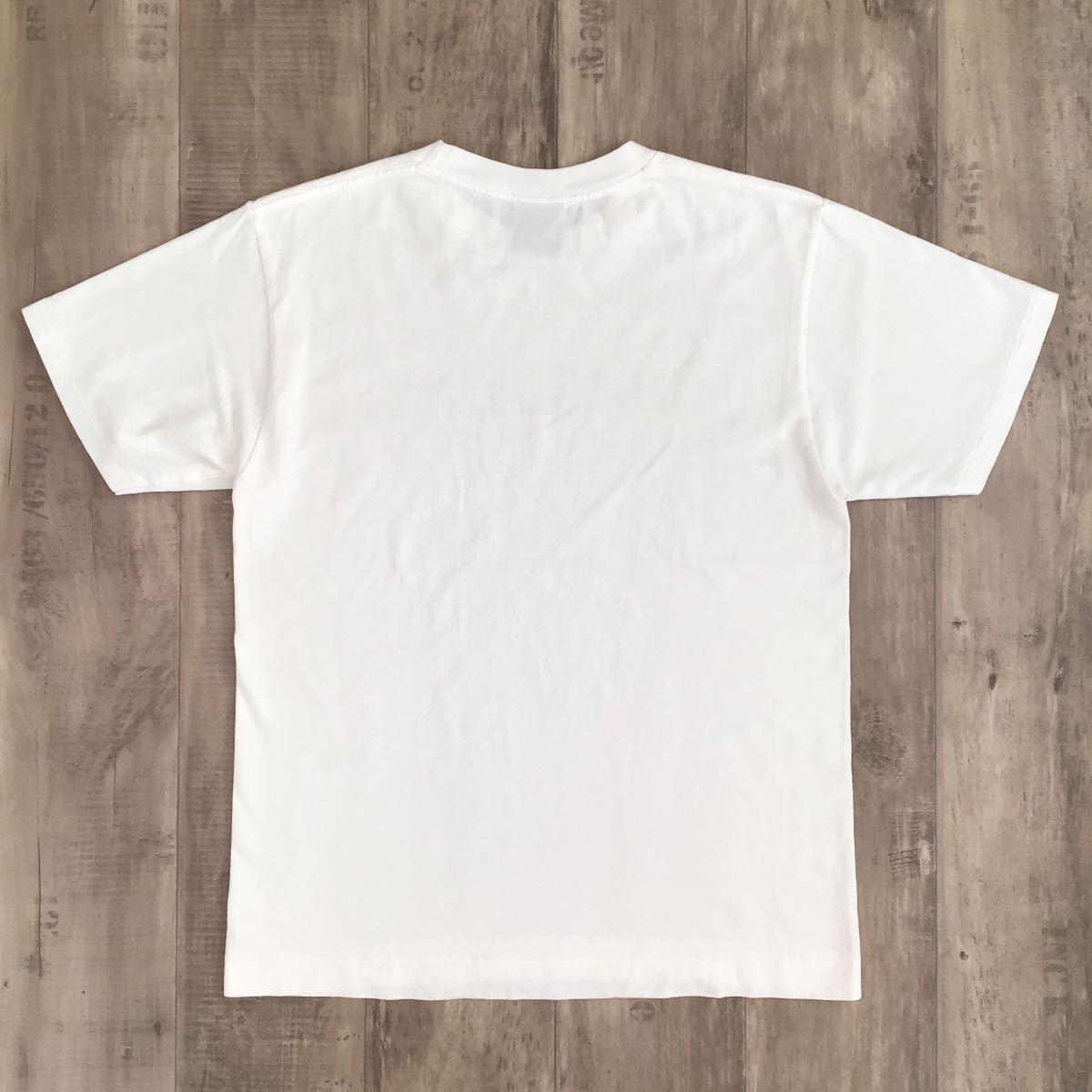 ★20着限定★ 当選品 Foot Soldier Tシャツ Mサイズ 2001年 非売品 a bathing ape BAPE ABC camo エイプ ベイプ フットソルジャー NIGO u32