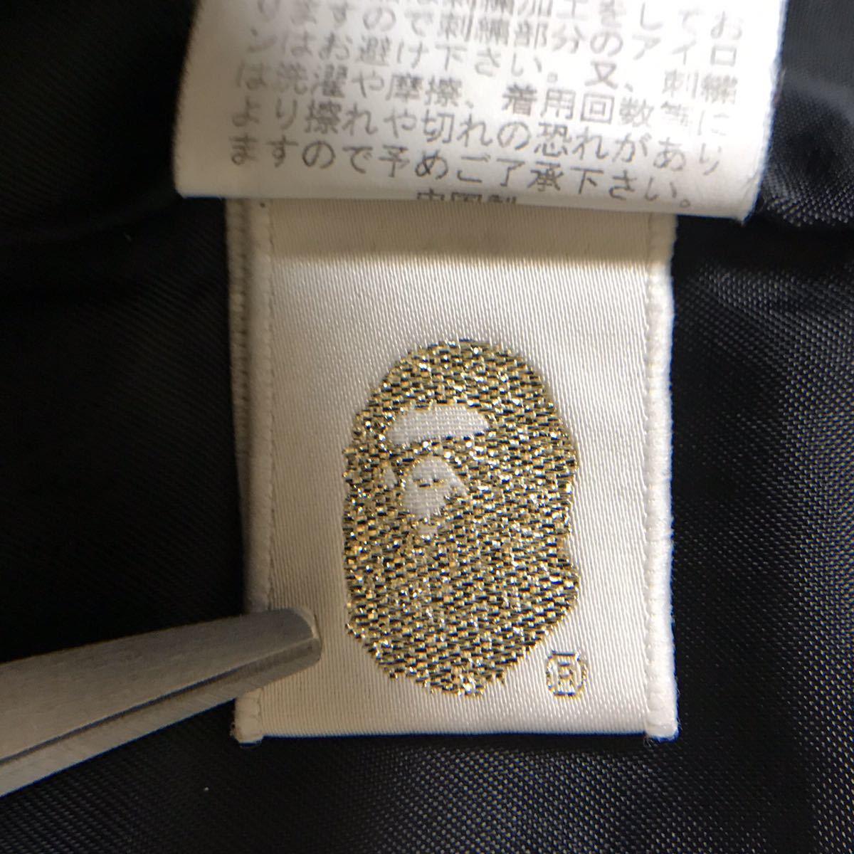 1st camo ナイロン ジャケット Lサイズ a bathing ape BAPE エイプ ベイプ アベイシングエイプ ブルゾン 迷彩 jacket