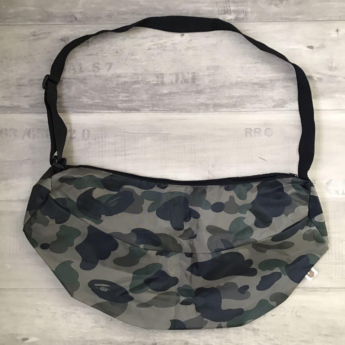 ★ムック限定★ 1st camo ボディバッグ a bathing ape BAPE bag エイプ ベイプ アベイシングエイプ 迷彩 ショルダー バッグ